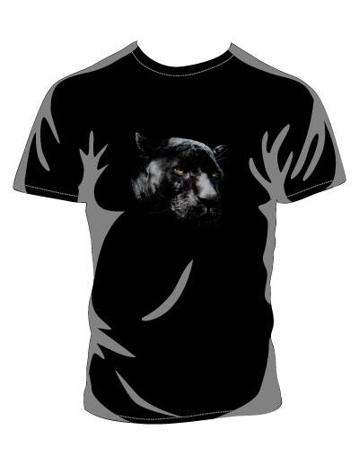 Panther Black shirt